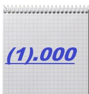 cifra 1000